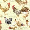 IHR Farmlife Servetten - 16.5 x 16.5 cm - Crème