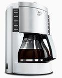 Melitta Koffiezetapparaat Look 3 Deluxe - Wit