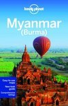 Lonely Planet Myanmar (Burma) Dr 12
