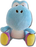 Nintendo Yoshi Blauw 16Cm Knuffel