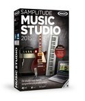 Magix Samplitude Music Studio 2015 - Nederlands/ 1 Gebruiker/ Box