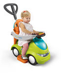 Feber push and Go loopauto en duwauto (3 in 1)