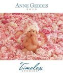 Anne Geddes 2015 Timeless Stories Monthly/Weekly Desk Diary