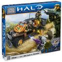 Mega Bloks Halo UNSC Spade versus Skimisher