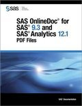 SAS Onlinedoc for SAS 9.3 and SAS Analytics 12.1