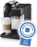 DeLonghi Nespresso Apparaat Lattissima+ EN520 - Blauw
