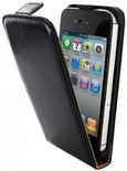 Mobiparts Classic Flip Case Apple iPhone 4/4S Black