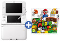 Nintendo 3DS XL Wit + Super Mario: 3D Land