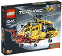 LEGO Technic Helikopter - 9396
