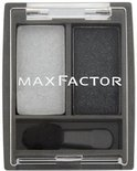 Max Factor Color Perfection Duo - 470 Star Studded Black - Zwart - Oogschaduw
