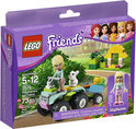 LEGO Friends Stephanies Huisdiertransport - 3935