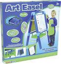 Art Easel Schoolbord - Blauw