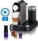 Krups Nespresso Apparaat CitiZ & Milk XN730T - Titanium