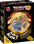 Wasgij 1 - Sunday Drivers