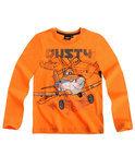 Disney Planes Jongensshirt - Oranje - Maat 104
