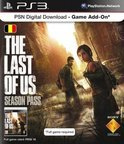 PlayStation Network Voucher Card: The Last Of Us Season Pass BE PS3 + PSN