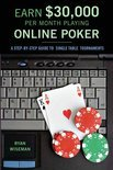 Earn $30,000 Per Month Playing Online Poker (ebook)