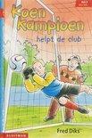 Klavertje drie-serie - Koen Kampioen helpt de club