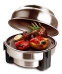 Safire Roaster Houtskoolbarbecue - Incl. Draagtas