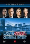 Law & Order: Criminal Intent - Seizoen 1