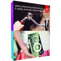 Adobe Photoshop Elements 12 + Premiere Elements 12 - Windows / Mac - Engels