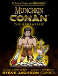 Munchkin Conan the Barbarian Booster Pack