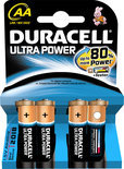 Duracell Ultra Power - 4xAA