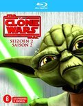 Star Wars: The Clone Wars - Seizoen 2 (Blu-ray)