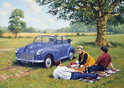 Summertime Drives Puzzel