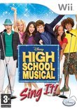 Disney - Sing It High School Musical 3 Senior Year Bundel