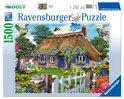 Ravensburger Cottage in England - Puzzel