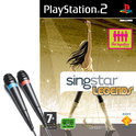 Singstar Legends & 2 Microfoons