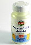 Kal Papaya Enzym - 100 kauwtabletten