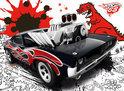 Ravensburger XXL Puzzel - Hot Wheels: Supersnelle Sportwagen