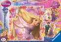 Ravensburger Puzzel - Disney: 3 in 1 Rapunzel