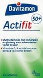 Davitamon Actifit 50+ - 60 Tabletten - Multivitamine