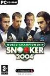 World Snooker Championship 2004 /PC