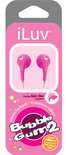 iLuv Bubble Gum Stereo Hoofdtelefoon - Roze