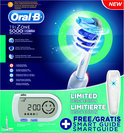 Oral-B Elektrische Tandenborstel TriZone 5000 met SmartGuide - Green Limited Design Edition