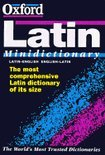 Oxford Latin Minidictionary Reissue X