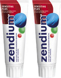 Zendium Tandpasta Sensitive Plus Duo In/Out