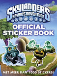 Skylanders - official sticker book