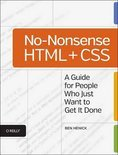 No-Nonsense HTML and CSS