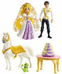 Disney Princess Rapunzel Bruiloft Set