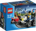 LEGO City Politie Quad - 60006