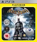 Batman Arkham Asylum - Platinum Edition