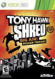 Tony Hawk, Shred 360