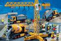 Schmidt Puzzel: Playmobil Bouwplaats
