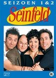 Seinfeld - Seizoen 1 & 2 (4DVD)