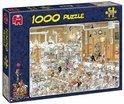Jan van Haasteren De Keuken - Puzzel - 1000 stukjes